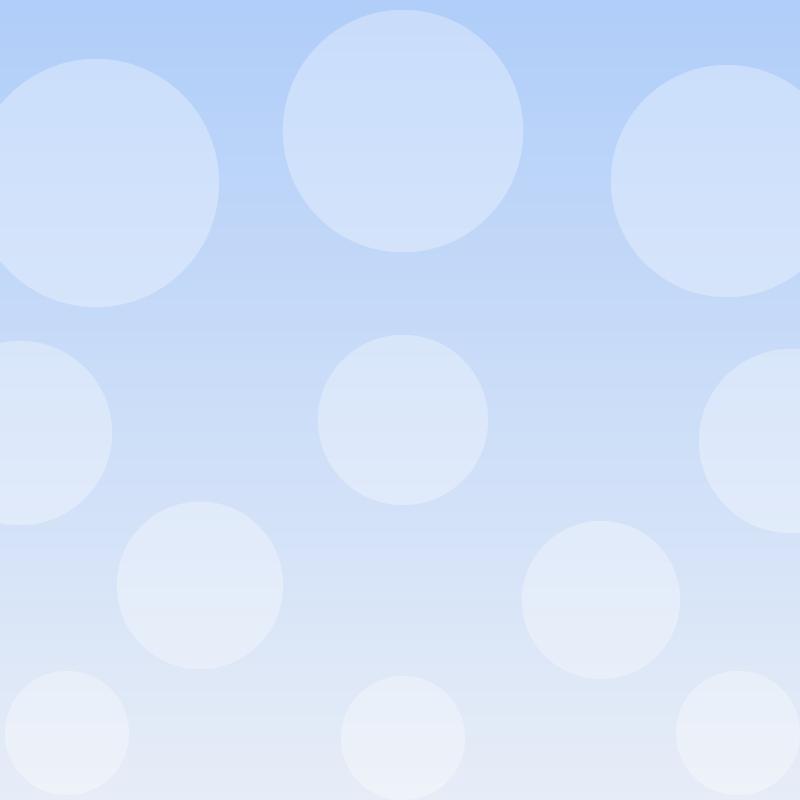 画像:水玉SNSアイコン用の壁紙 青