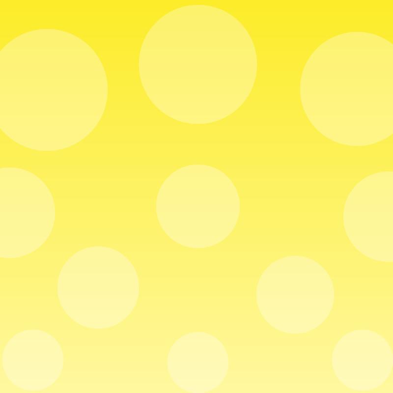画像:水玉SNSアイコン用の壁紙 黄色