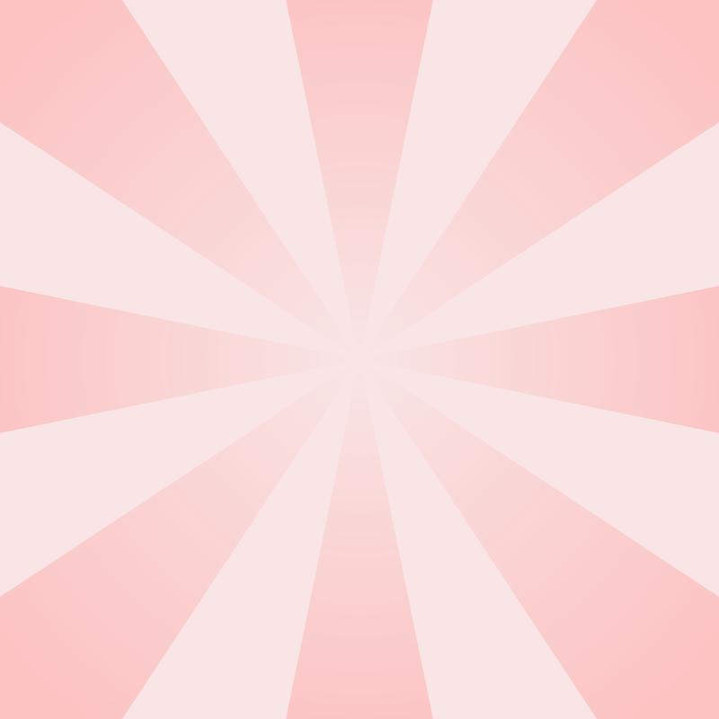 画像:放射状SNSアイコン用の壁紙 ピンク